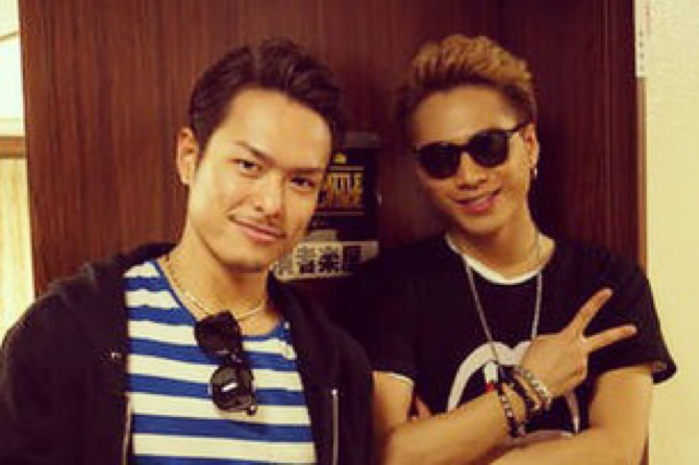 EXILE TRIBEグループ